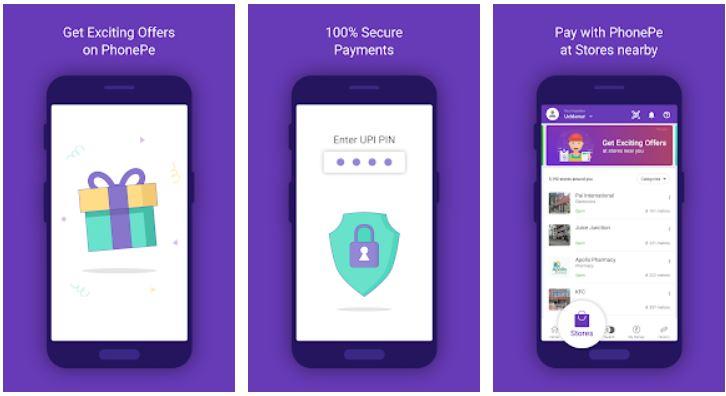 Parhaat UPI-sovellukset Androidille ja iPhonelle