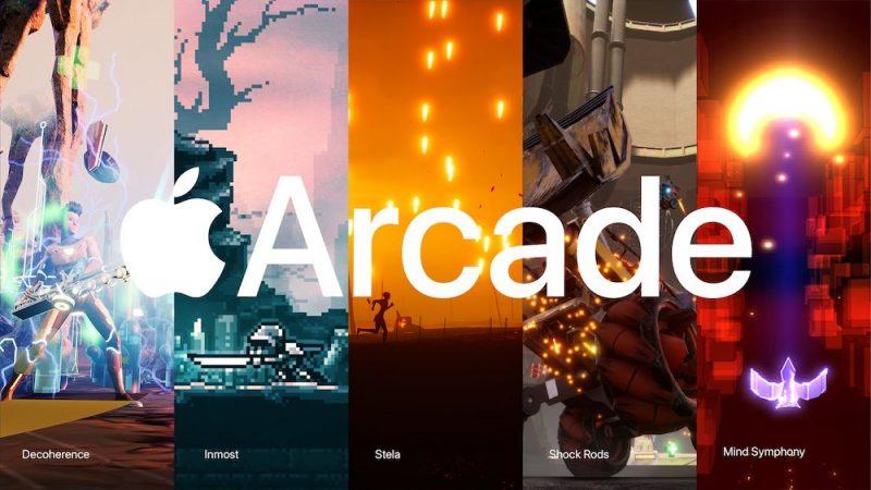 Apple Arcade aggiunge cinque nuovi giochi per iPhone, iPad e Apple televisione 1