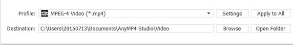 AnyMP4 DVD Ripper: Paras DVD-kopiointiohjelmisto 2