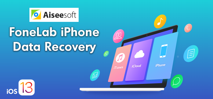 Aiseesoft iPhone Data Recovery - Paras iPhone Data Recovery -ohjelmisto 2019