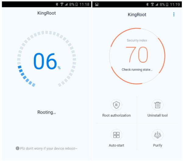 Le 10 migliori app per eseguire il root su Android senza PC (aggiornato) 2019 4