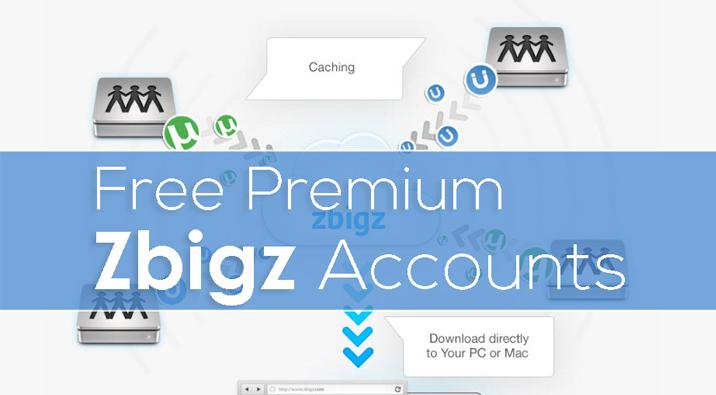 Zbigz Premium Free -ikäinen tili (ei kyselyä) 2019