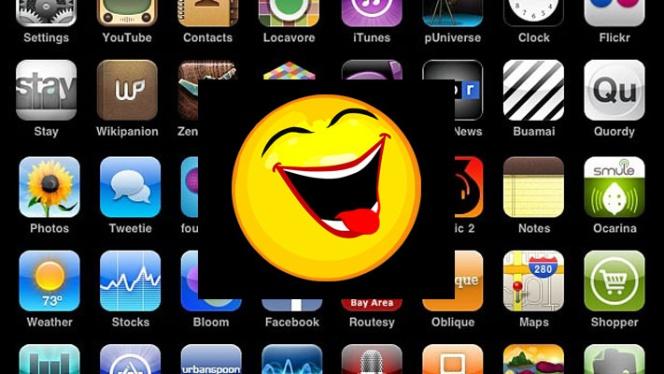 12 parasta hauskaa sovellusta Androidille ja iOS: lle