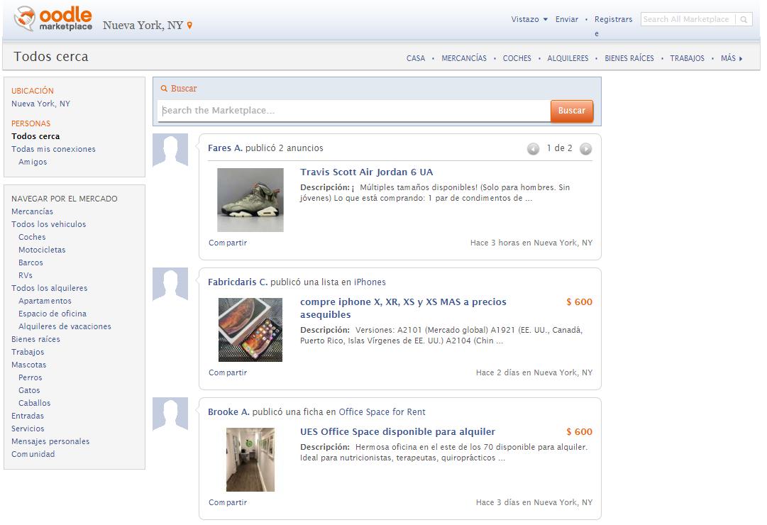 Backpage a paginas similares Alternativas de