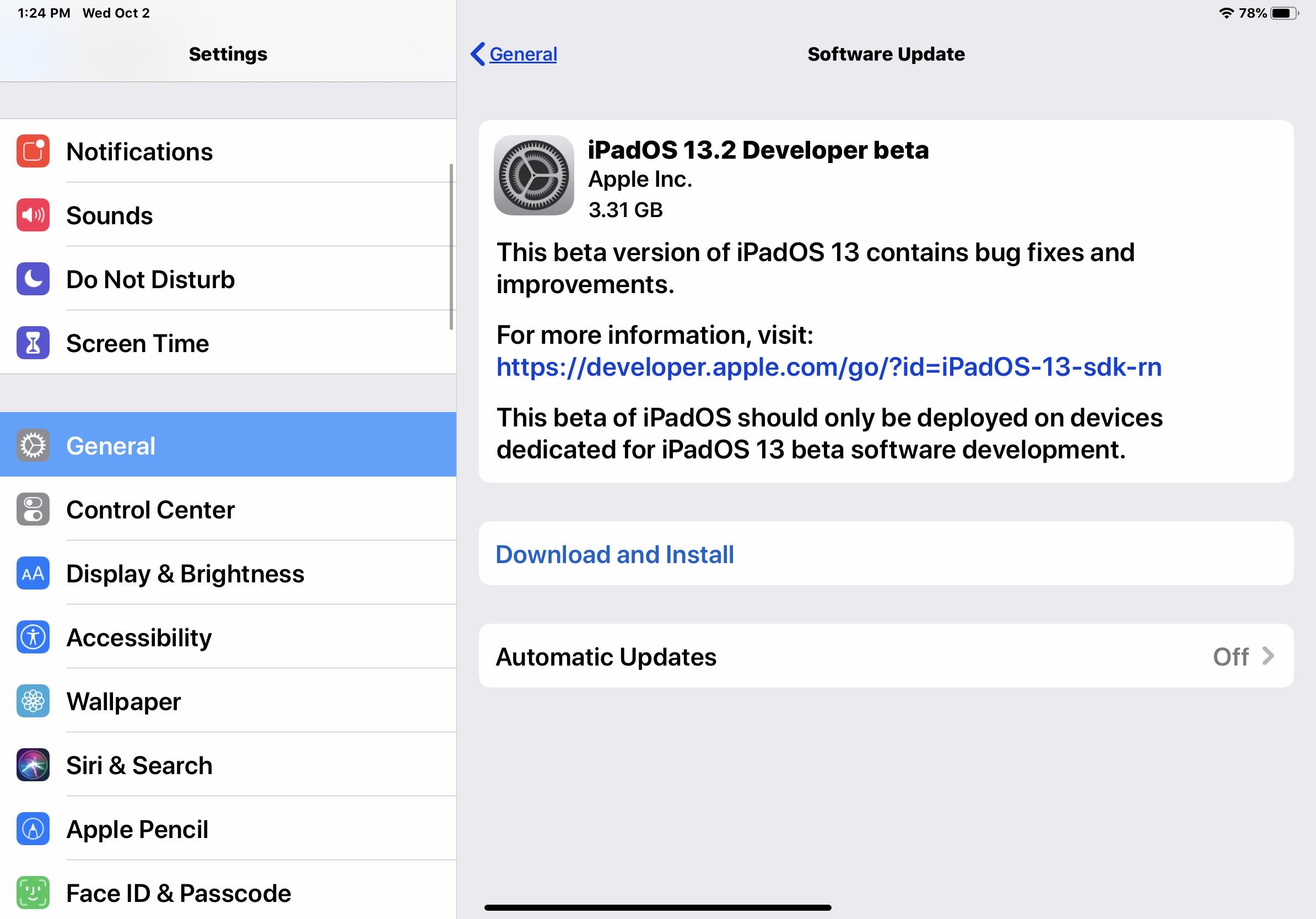 Beta 1 de iOS 13.2 y iPadOS 13.2 lanzado para pruebas