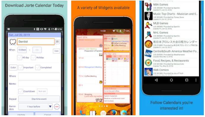 Las mejores aplicaciones para organizar la vida Android / iPhone