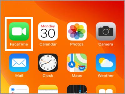 Kuinka soittaa videopuhelua FaceTime for iPhone -sovellukselle 1