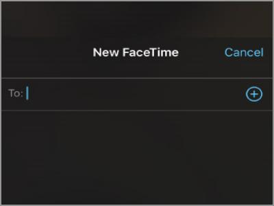 Kuinka soittaa videopuhelua FaceTime for iPhone -sovellukselle 3