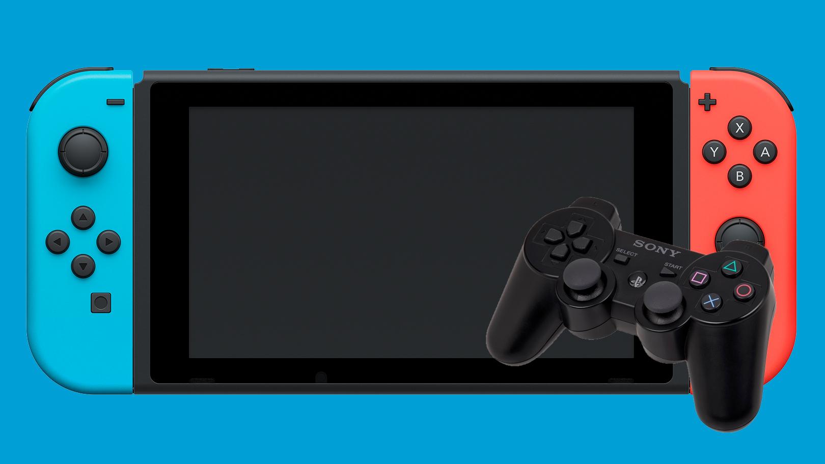 Switch Lanzamiento: ahora puede conectar su DualShock 3, Xbox 360 o Xbox One en modo acoplado gracias al sysmodule Sys-con! - Soporte para DualShock 4 próximamente
