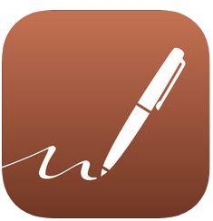 La mejor aplicación de escritura a mano para iPhone
