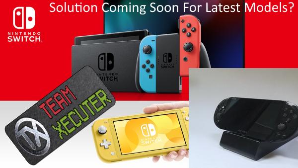 Noticias: [Rumour] Team Xecuter ha sido capaz de hackear nuevos Switch y Switch Consolas Lite; David-Ox comparte archivos de impresión 3D VitaDock para cualquier persona que desee crear su propio muelle