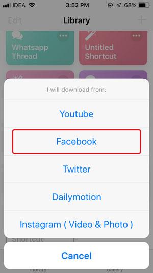 5 tapoja tallentaa videoita Facebook at Camera Roll at ... 8