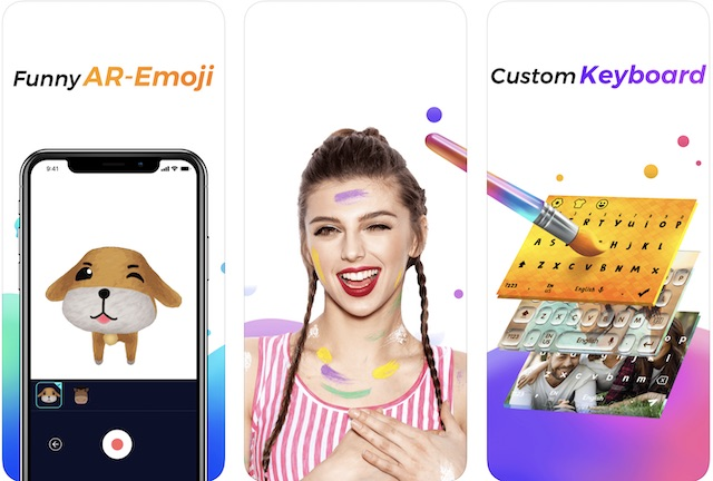 Teclado Cheetah para iPhone
