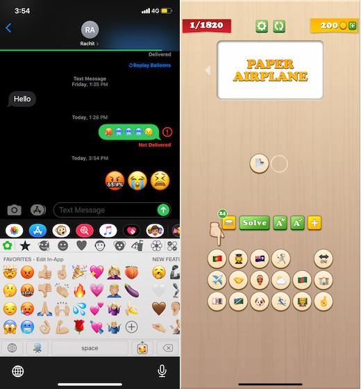 Divertido teclado Emoji
