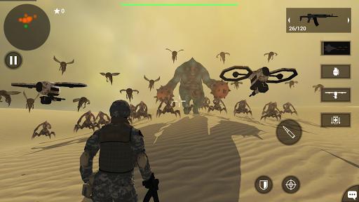 Escuadrón de protección de la tierra
