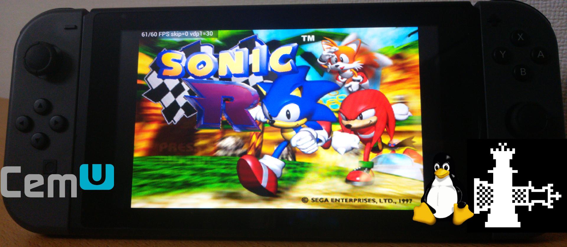 Noticias: Nintendo Switch obtiene el emulador Sega Saturn con rendimiento jugable en algunos juegos, Cemu (emulador Wii U) 1.15.19 ¡lanzado públicamente con gestión de cuentas y checkra1n próximamente en Linux!