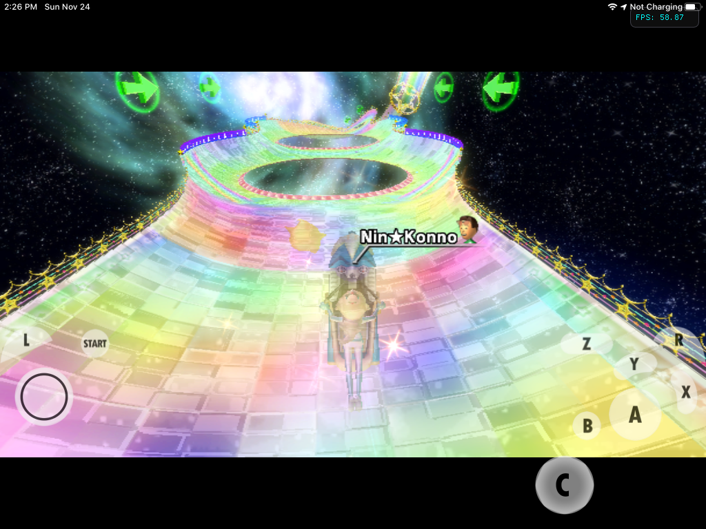 Noticias: ¡El emulador Dolphin para GameCube / Wii obtiene soporte experimental no oficial de iOS a través de una solicitud de extracción!