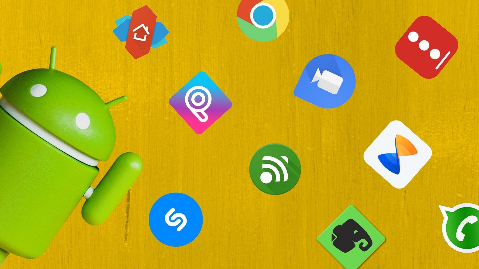 24 ilmaista ja parasta Android-sovellusta vuodelle 2019