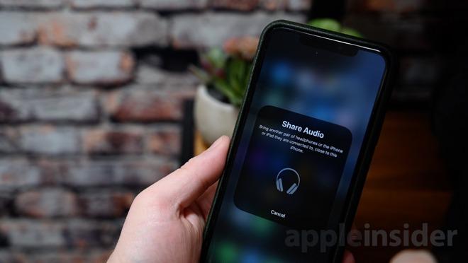 IOS compartir audio 13.2 funciona con auriculares AirPods y Beats