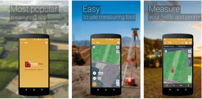 measure distance apps