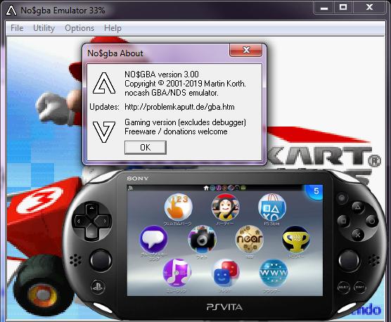 Noticias: No $ GBA 3.0 lanzado con correcciones de emulación DSi y capacidad para cargar / desmontar archivos FIRM 3DS y AnalogsEnhancer 1.1, reScreeny y 0syscall6 complementos lanzados para PSVita!