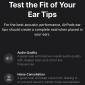 Cómo probar que los AirPods Pro se ajustan correctamente a tus oídos
