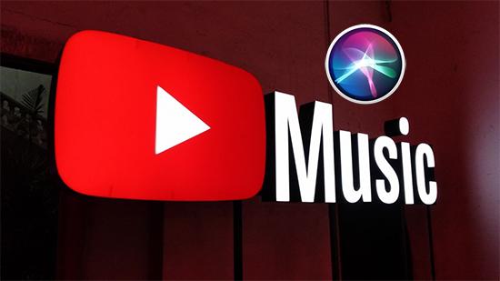 Cómo usar Siri para Escuchar Música de YouTube en iPhone y iPad