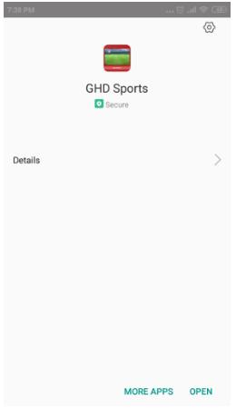 Scarica GHD Sports APK 4.8 | Ultima versione ufficiale 2019 8