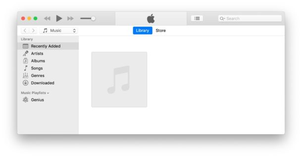 iPhone 11 no aparece en iTunes en Mac