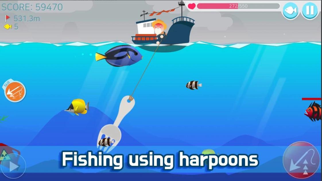 Fishing Adventure - Los mejores juegos de pesca
