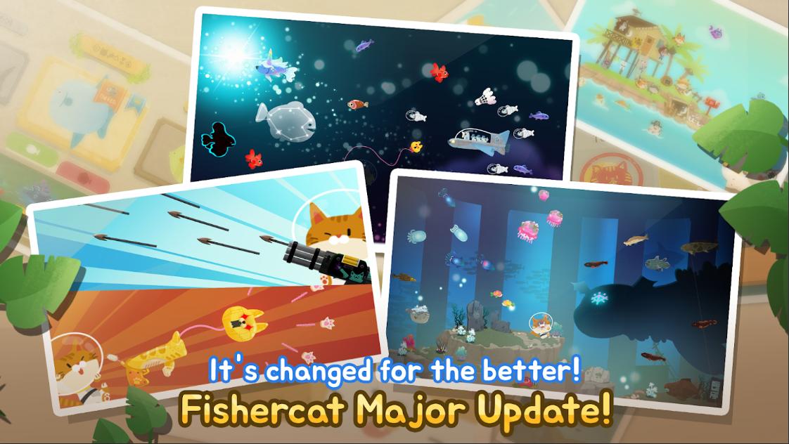 The Fishercat - Los mejores juegos de pesca