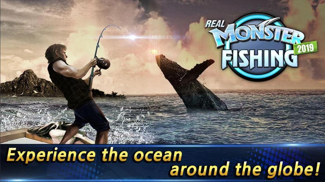 "Monster Fishing - Mejores juegos de pesca ""width ="" 841 ""height ="" 471"