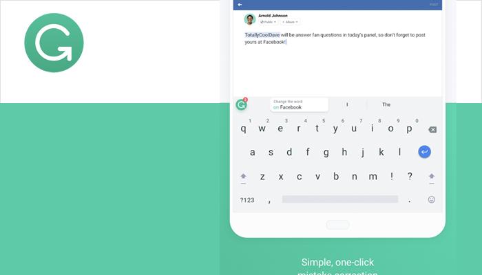 aplicaciones de teclado gratis para android