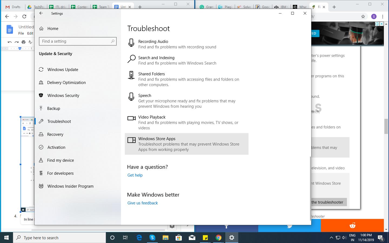 "Corregir el error 0x80246019 ejecutando Windows Solucionador de problemas ""ancho ="" 720 ""altura ="" 450"