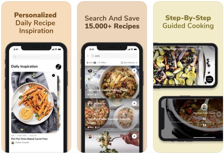 Side Chef - Aplicación Planificador de Alimentos
