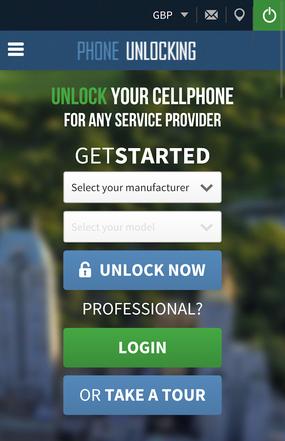 Códigos de desbloqueo del teléfono