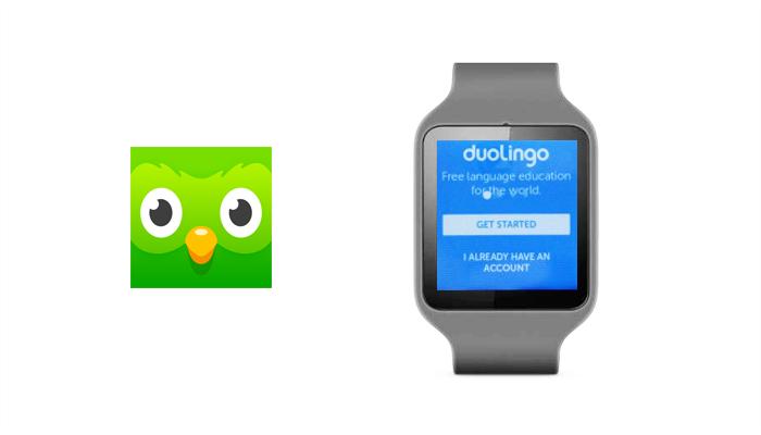 Aplicaciones de smartwatch para Android.