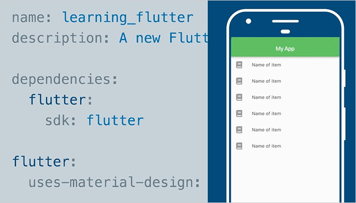 Flutter: el mejor marco de aplicaciones híbridas
