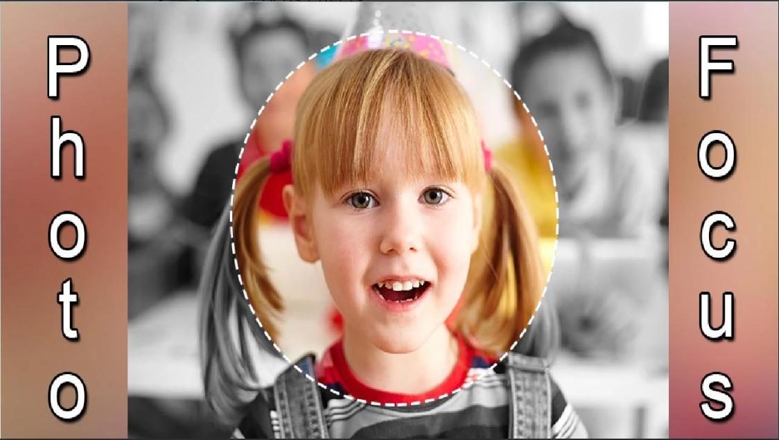Efectos de enfoque - Blur Photo Background App