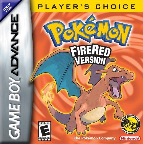 Pokemon  FireRed y LeafGreen Role Playing GBA Game