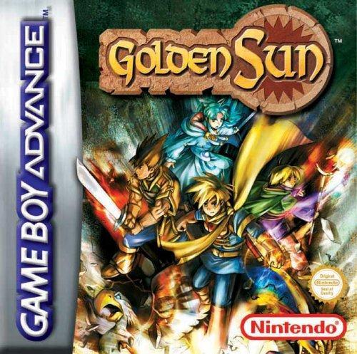 Golden Sun - Juego de rol de Nintendo GBA
