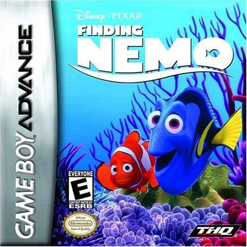 Buscando a Nemo: el mejor juego de acción de GBA