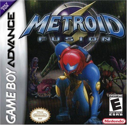 Juego Metroid Fusion Action GBA