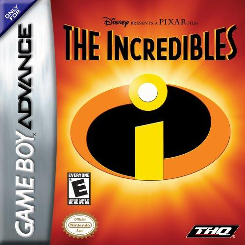 The Incredibles - Best Action-Adventure GBA Game