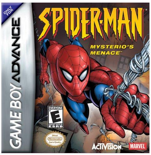Spider-Man: Mysterios Menace - Juego de acción para Game Boy Advance