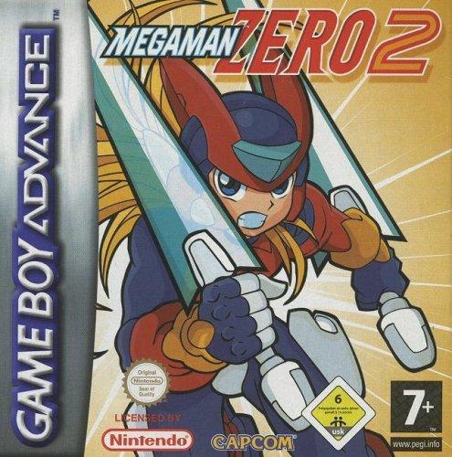 Megaman Zero 2 - El mejor videojuego de GBA