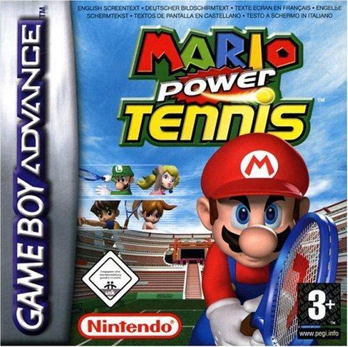 Mario Power Tennis - Los mejores juegos avanzados de GameBoy