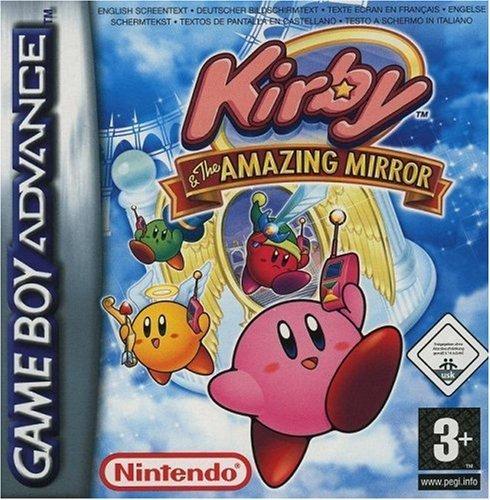Kirby y el espejo asombroso