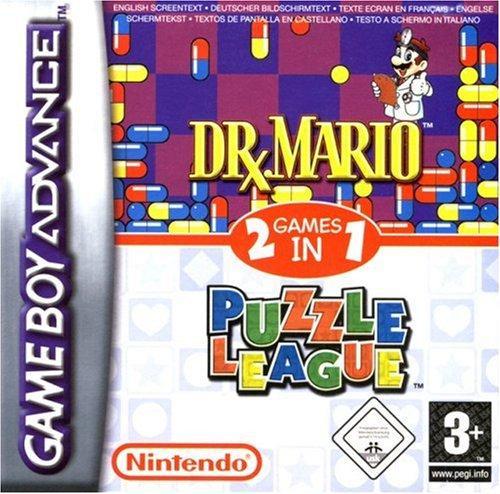 Dr. Mario y Puzzle League