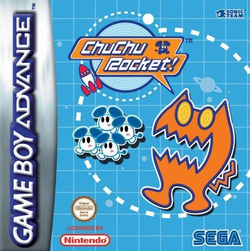ChuChu Rocket - Los mejores juegos de Puzzle GBA